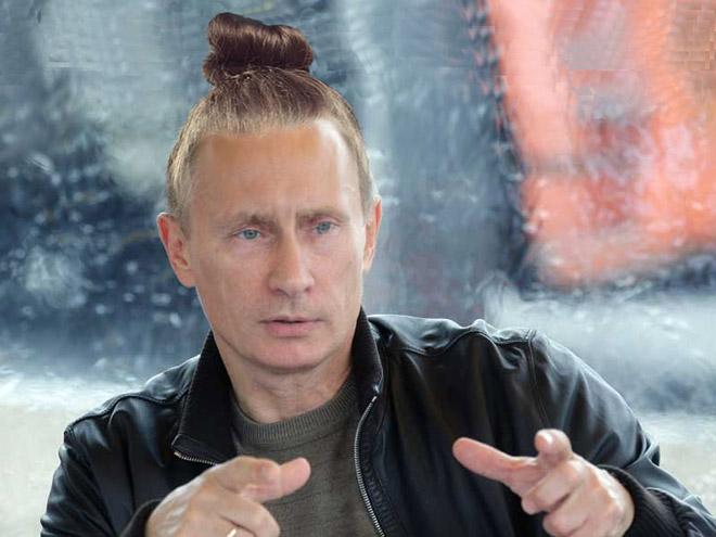 Putyin még