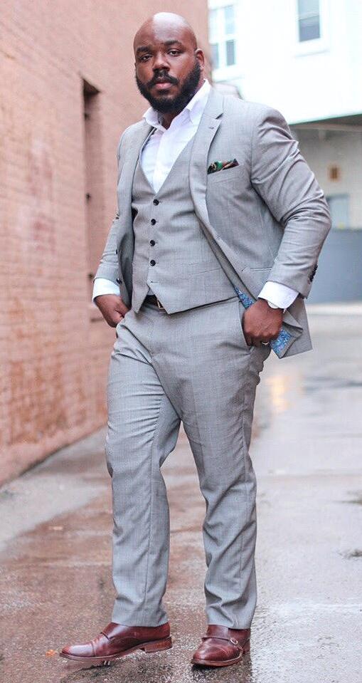 Kelvin Davis, blogger. Fotó: buzzfeed