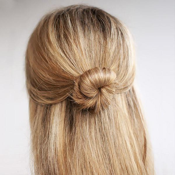 hivatalos közegben ideális, ha szereted kiengedve viselni a hajad,de nem akarod, hogy a kószatincsek zavarjanak munka közben