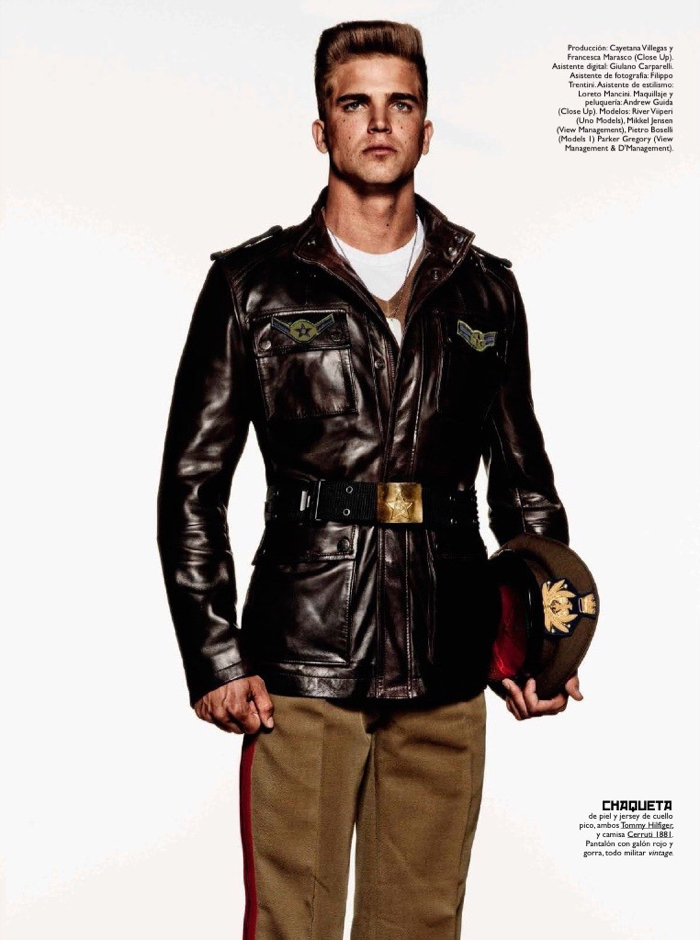 Fotó: GQ Spain, Fashionisto