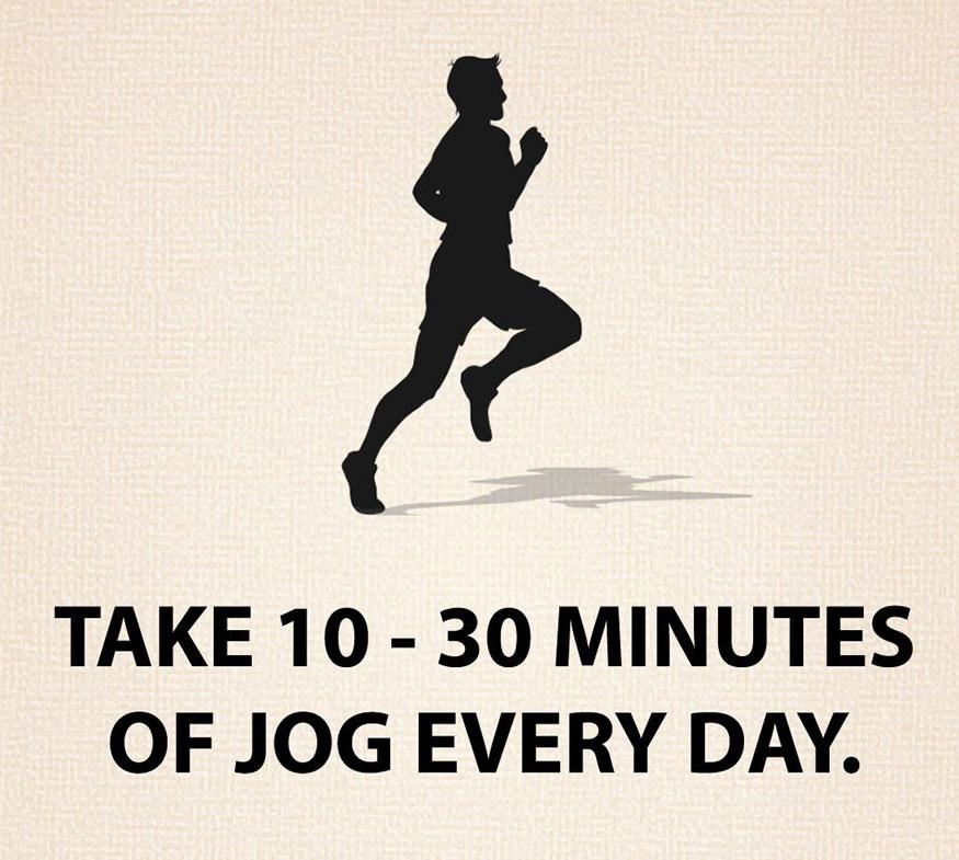 Kocogj napi 10-30 percet