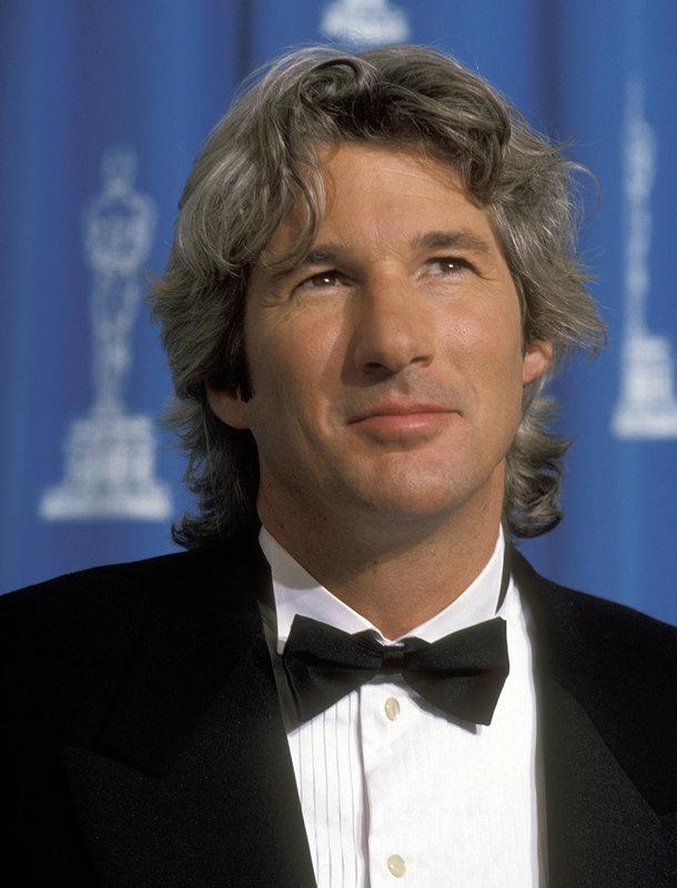 A 65. Oscar gálán, 44 évesen.