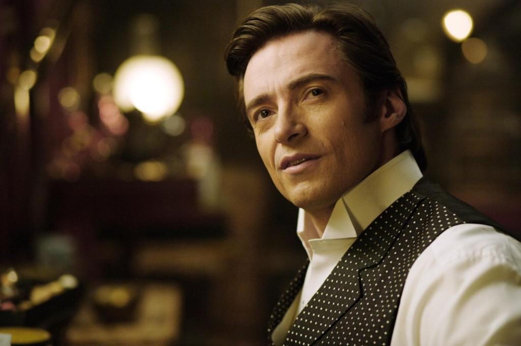 A Prestige-ben, 37 évesen.