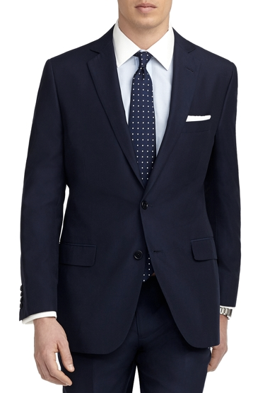 What Tie Color Goes With Blue Suit