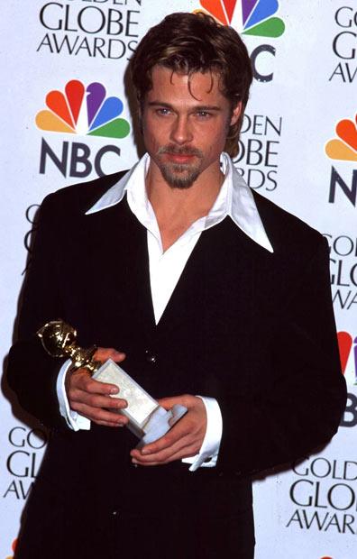 Pont 20 éve, az 1996-os Golden Globe-on.