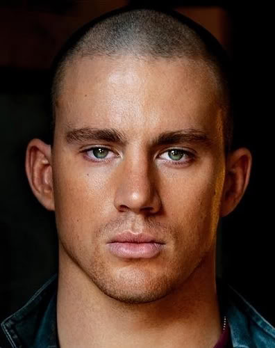 Channing Tatum. Nagy.