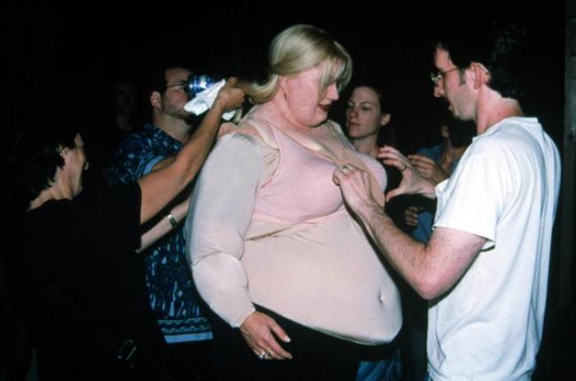 Gwyneth Paltrow Wearing A Fat Suit