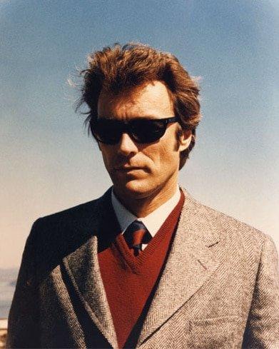 Clint Eastwood sem volt egy vastag ember, ebben a szettben viszont a megjelenése masszív, karizmatikus