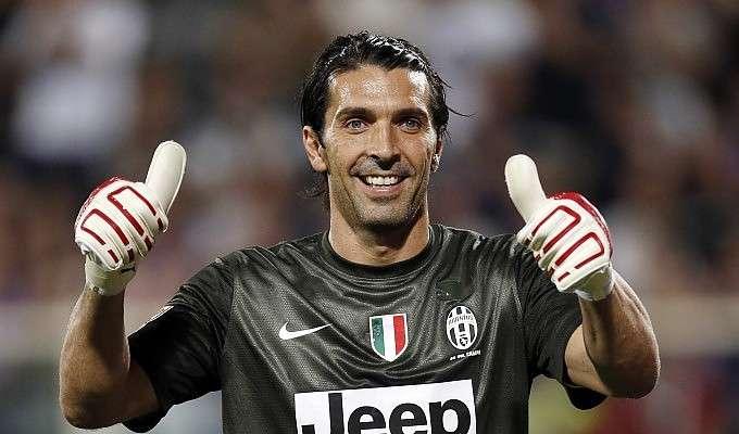 Buffon-Juventus