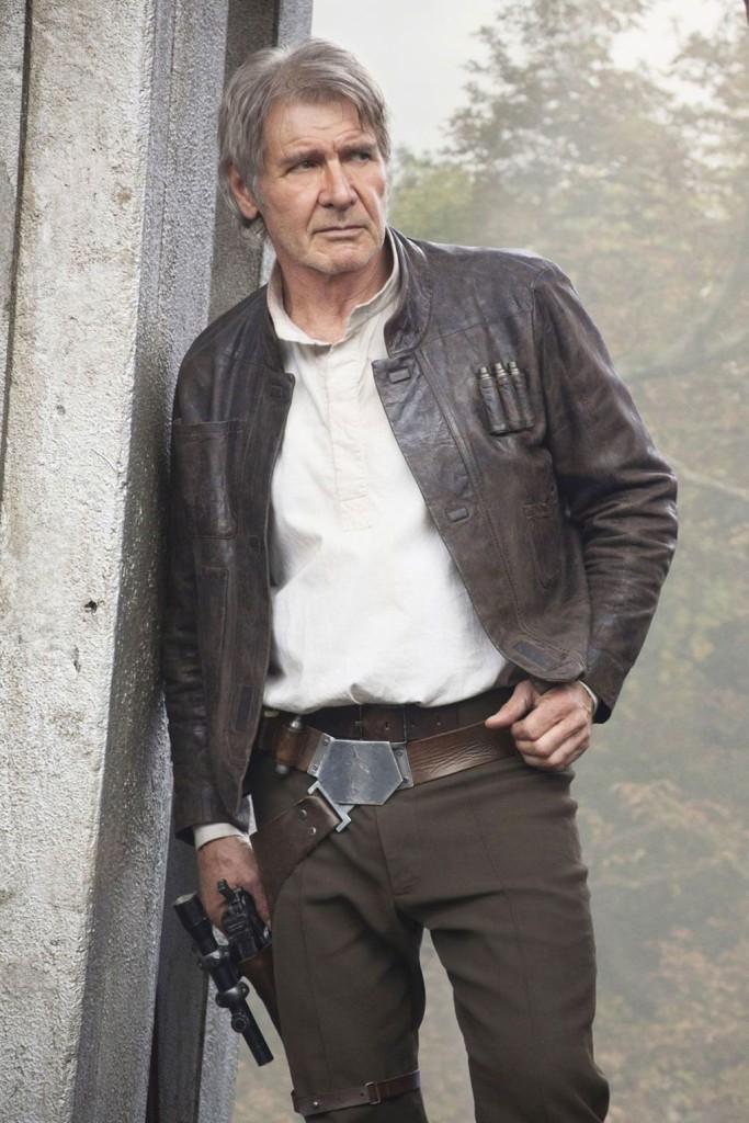 Han Solo az Ébredő Erőben