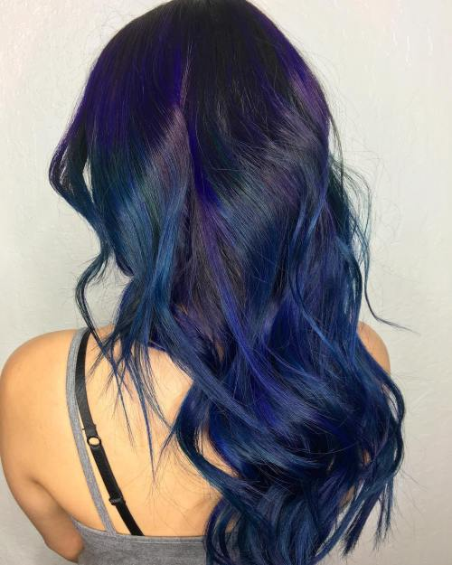17-blue-and-purple-highlights-for-black-hair