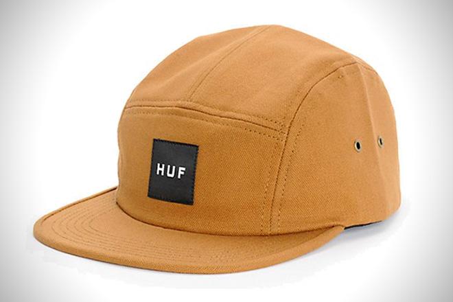 HUF-Duck-Canvas-5-Panel-Hat