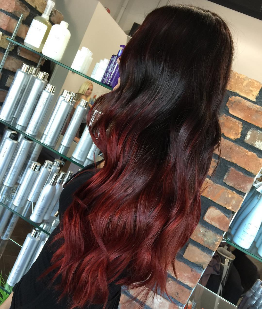 11-long-black-to-maroon-ombre-hair