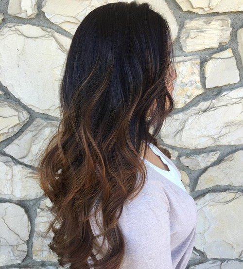 14-brown-balayage-ombre-for-black-hair