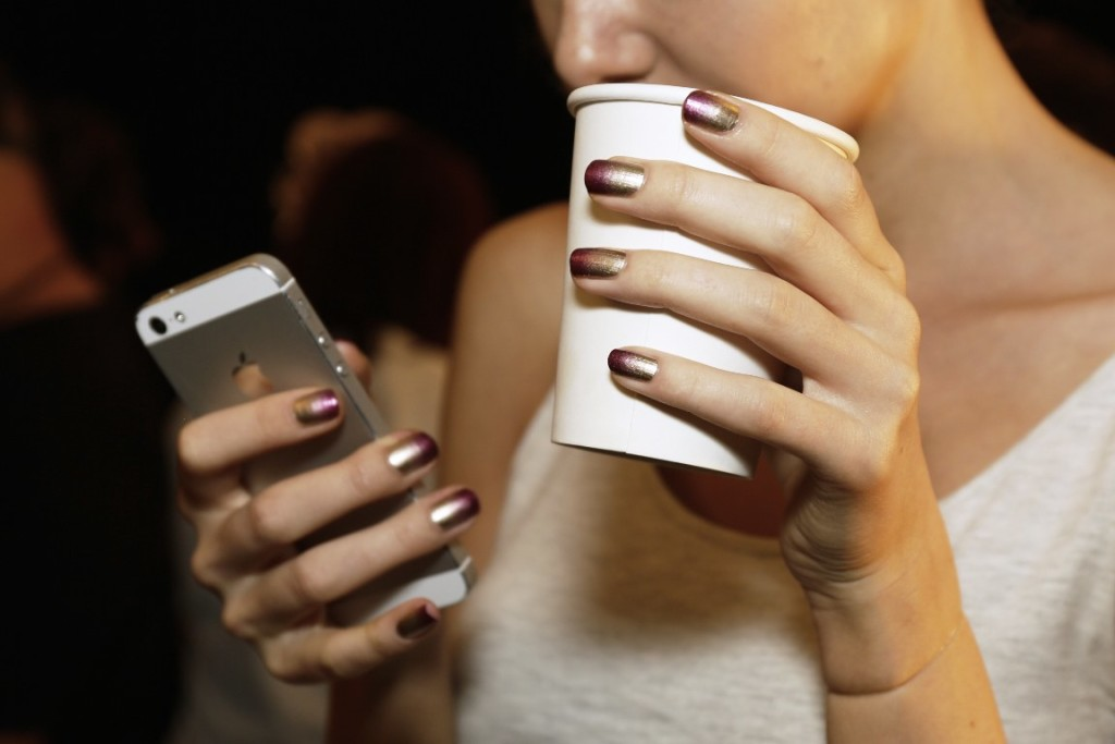 nyfw-nails-michael-costello-metals-courtesy-essie