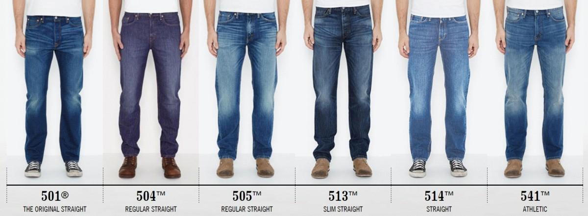 Skinny? Regular straight? Slim? Guide a farmerekhez beautyFY