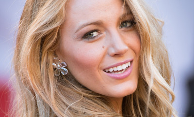 """CANNES, FRANCE - MAY 15:  Blake Lively attends the """"Mr Turner"""" premiere during the 67th Annual Cannes Film Festival on May 15, 2014 in Cannes, France.  (Photo by Ian Gavan/Getty Images)"""