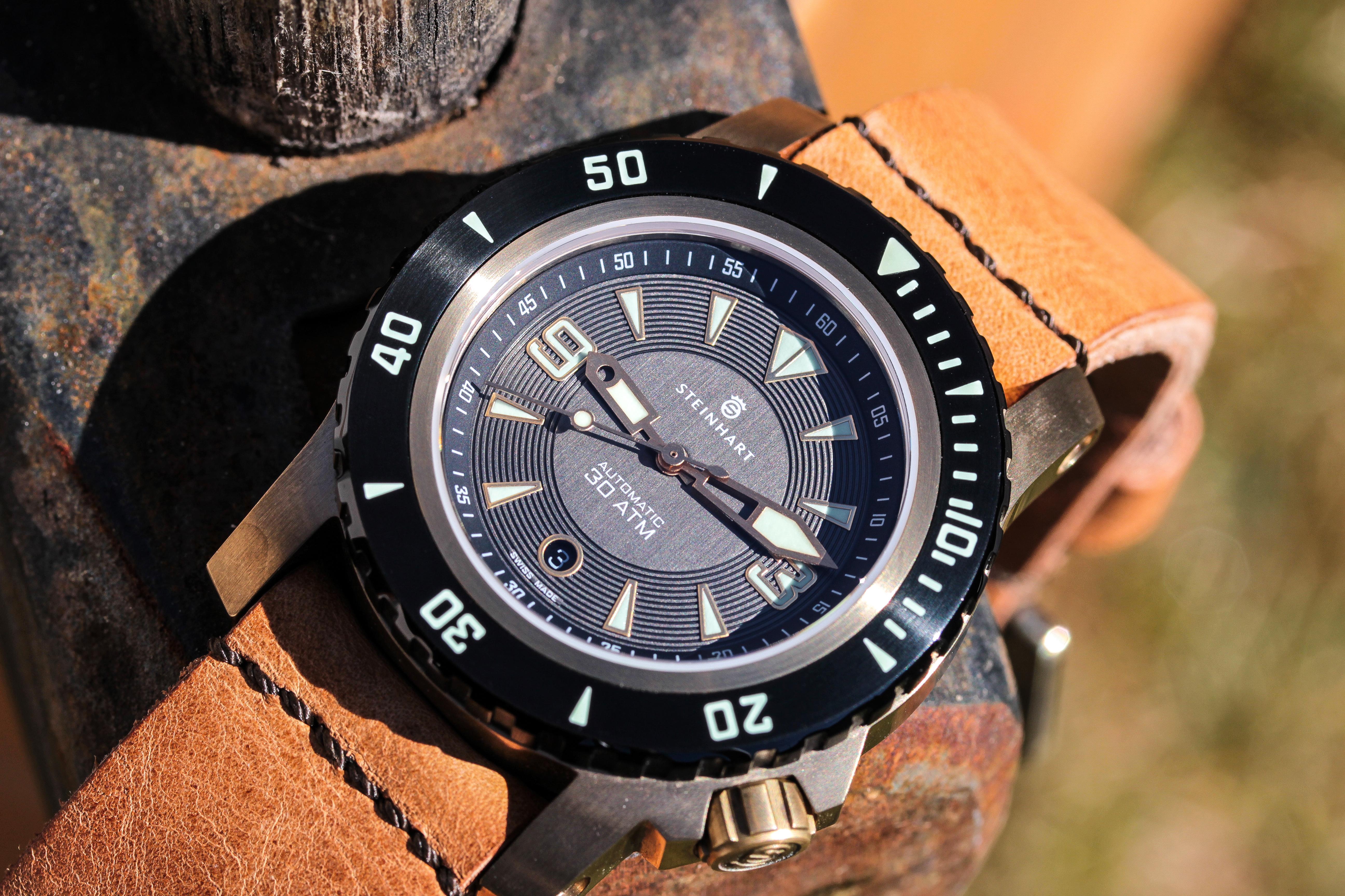 A Steinhart óra a jó homage (lásd korábban) iskolapéldája dcf498a899