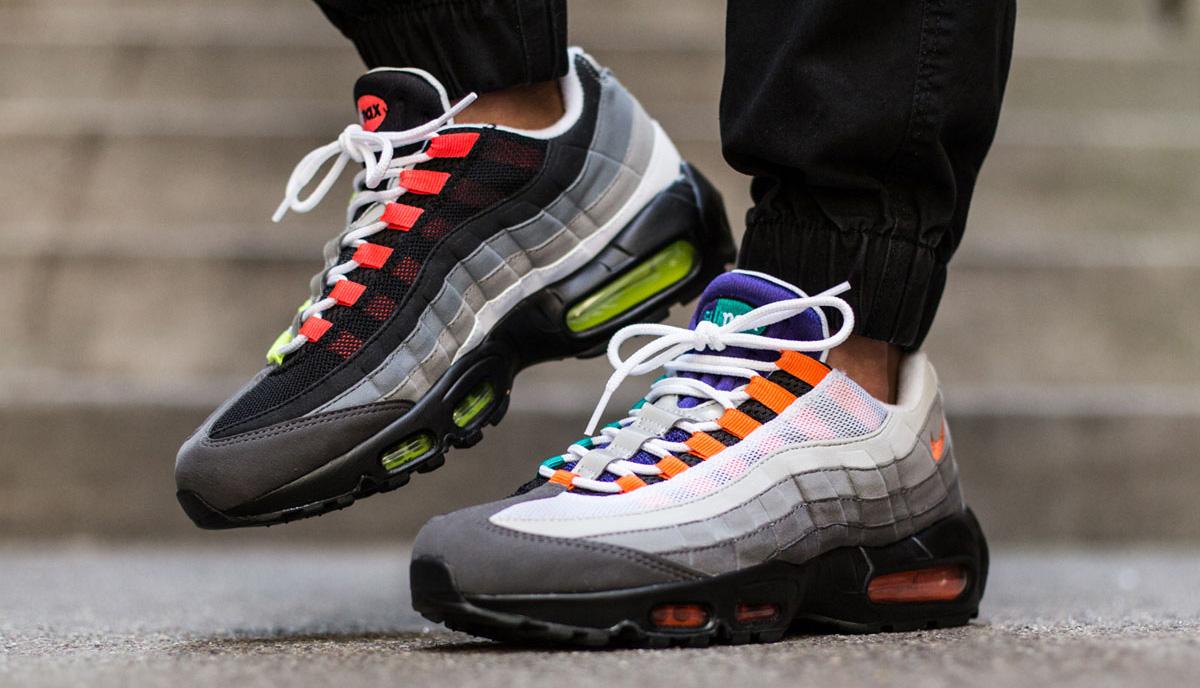 best sneaker nike air max 95 greedy