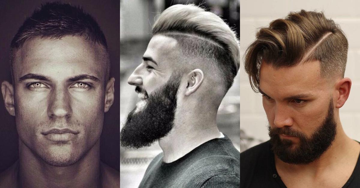 aea4b857c6 Ilyen lesz a férfi frizuradivat 2018-ban