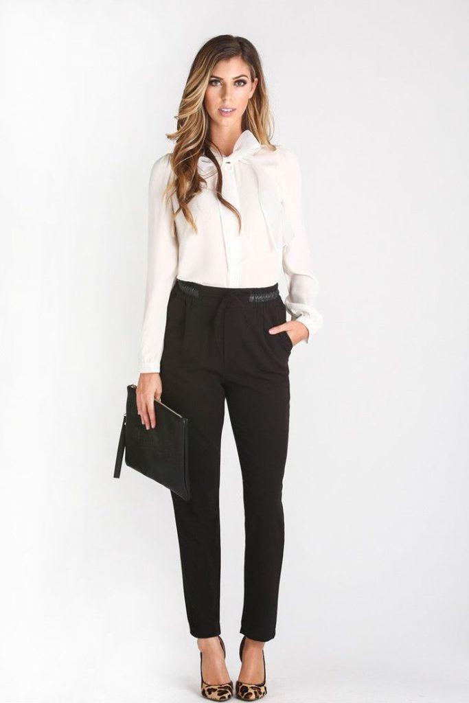 bow-blouse-collar-blouse