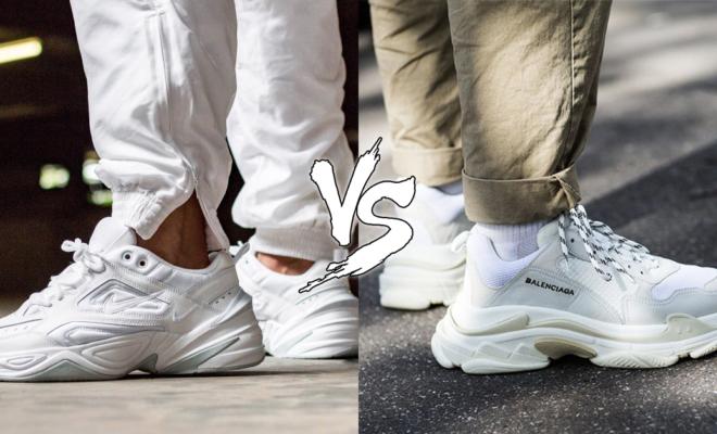 Mi a különbség olcsó és drága sneaker között  - beautyFY aada21fcb9