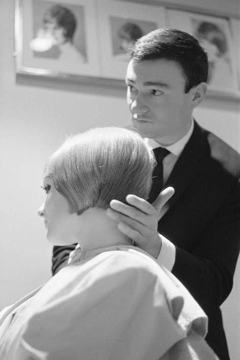 A precíziós hajvágás, avagy a klasszikus fodrászat csodája